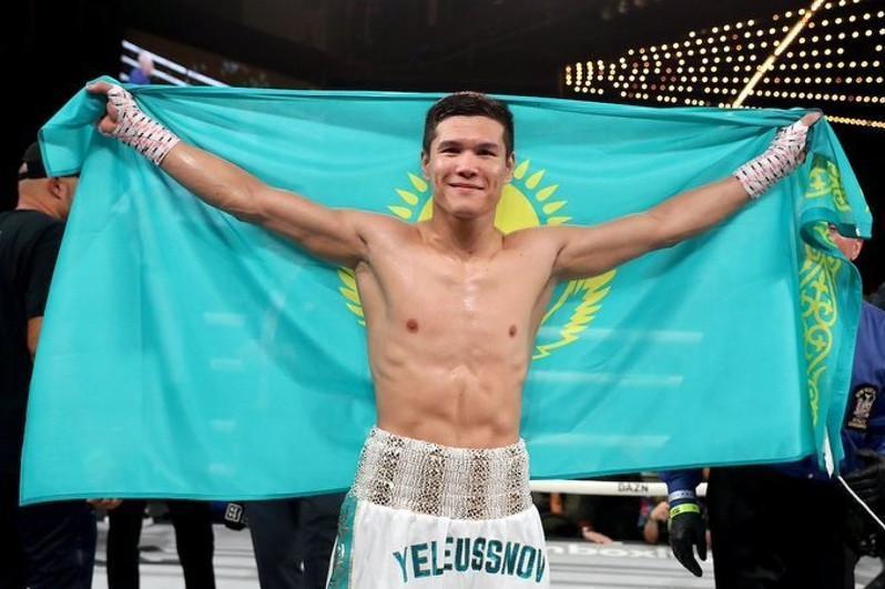 Данияр Елеусинов выбрал соперника для боя за чемпионский титул
