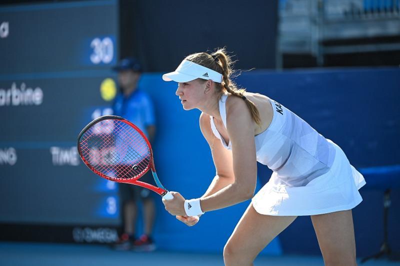 Теннисистка Елена Рыбакина вышла в полуфинал Олимпийских игр