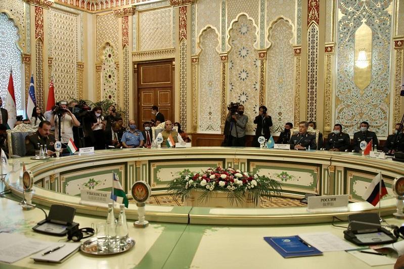 Совещание министров обороны прошло в Душанбе