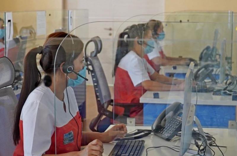 Астанчане могут звонить в колл-центры по вопросам КВИ
