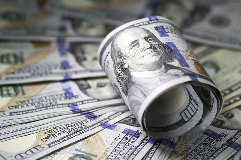 今日美元兑坚戈终盘汇率1: 424.64