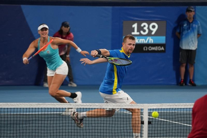Kazakhstan's Shvedova and Golubev lose in Mixed Doubles event at Tokyo Olympics