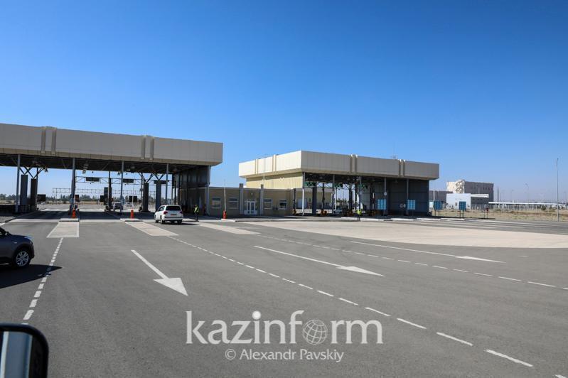 """哈吉边境将建""""阿拉套""""跨境贸易中心"""