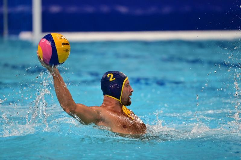 Kazakhstan's water polo squad handed third loss at Olympics