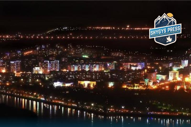 Более девяти тысяч новых светильников установили на улицах Усть-Каменогорска