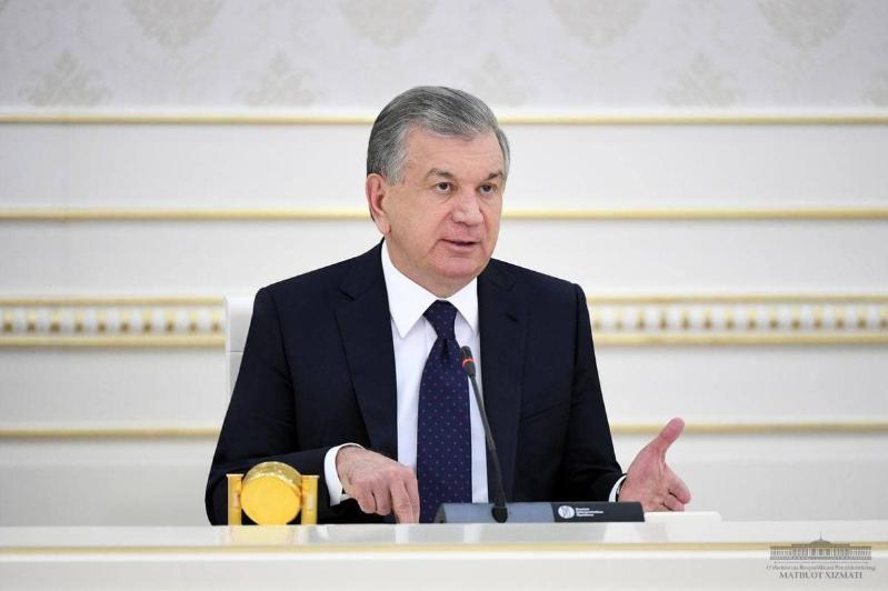 乌兹别克斯坦总统呼吁国民积极接种新冠疫苗