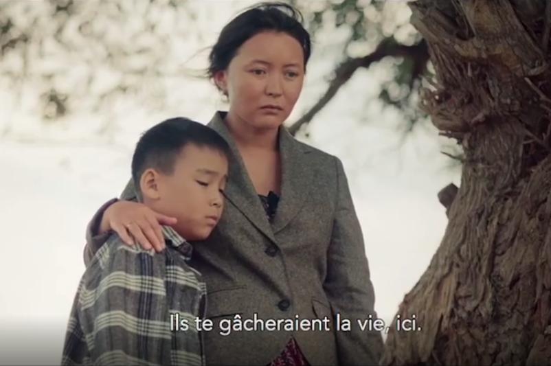 哈萨克斯坦影片《盗马贼-时光之路》在法国上映