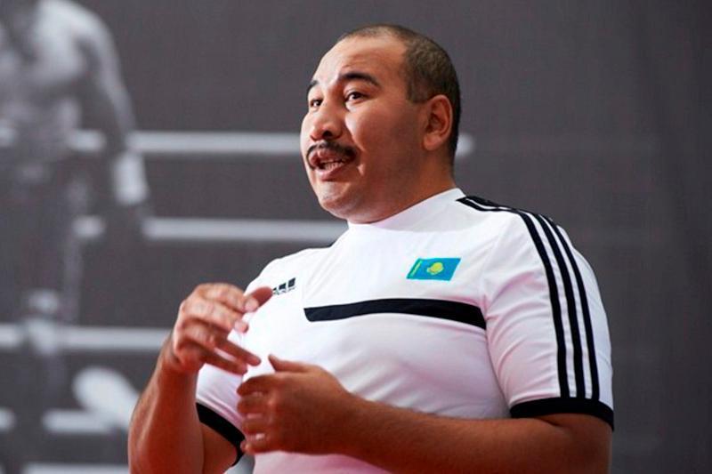 Ермахан Ибраимов прокомментировал поражение Василия Левита на Олимпиаде
