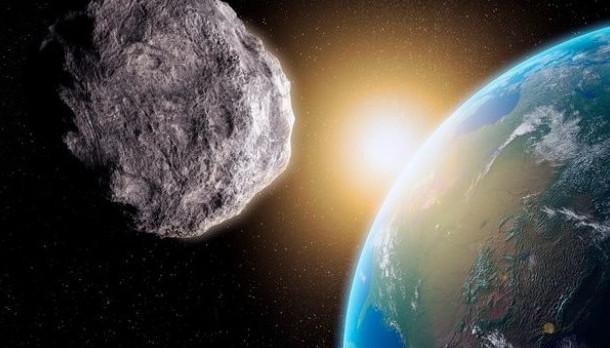جەرگە الىپ استەرويد جاقىنداپ كەلەدى - NASA