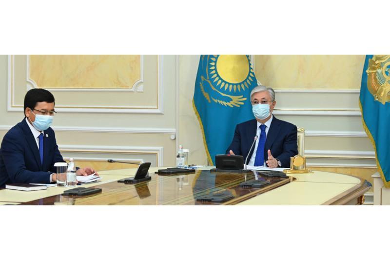 Qazaqstan Prezıdenti Arızona ýnıversıtetiniń delegatsııasyn qabyldady