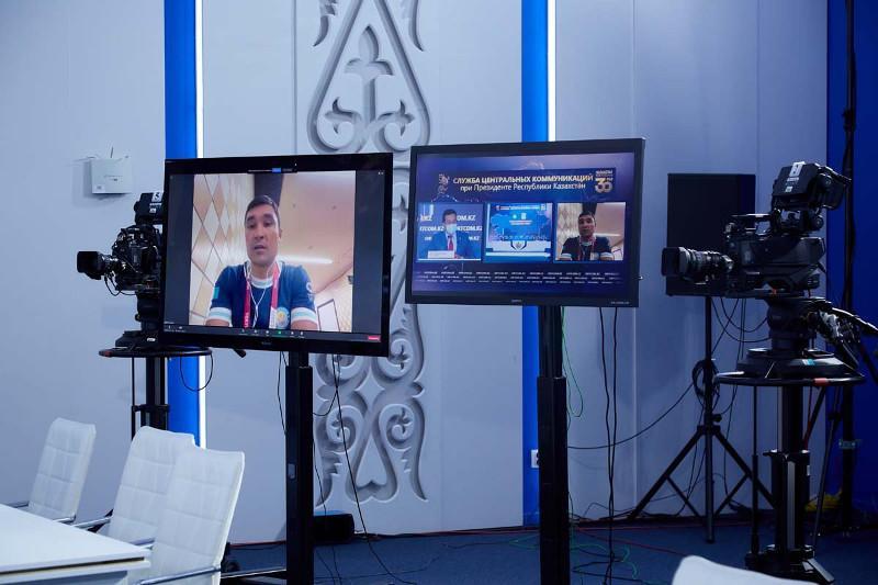 Серик Сапиев прокомментировал высказывания Бахыта Сарсекбаева о казахстанских боксерах на Олимпиаде