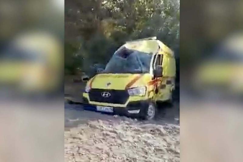 Водителю авто, столкнувшегося со скорой в Жамбылской области, ампутировали руку