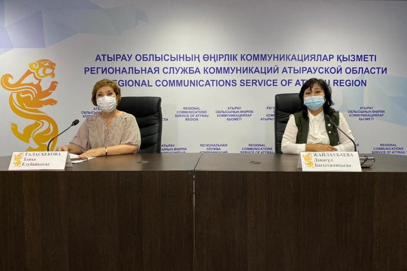 Марафон добрых дел: как отмечают 30-летие Независимости РК в Атырауской области