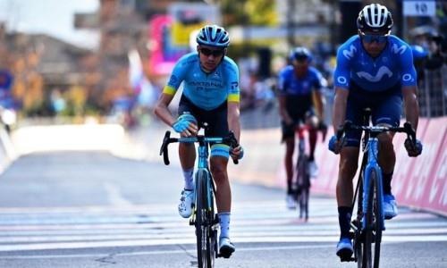Велогонщик «Астаны» Родригес стал седьмым по итогам «Вуэльты Кастилии и Леона»