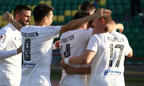 «Тобол» обыграл «Хайдук» в Лиге Конференций
