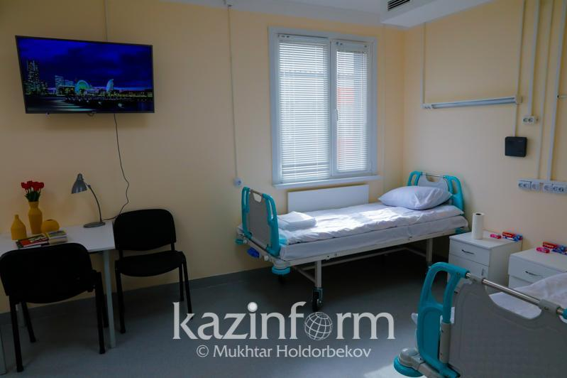 Kazakhstan adds 5,060 daily COVID-19 recoveries