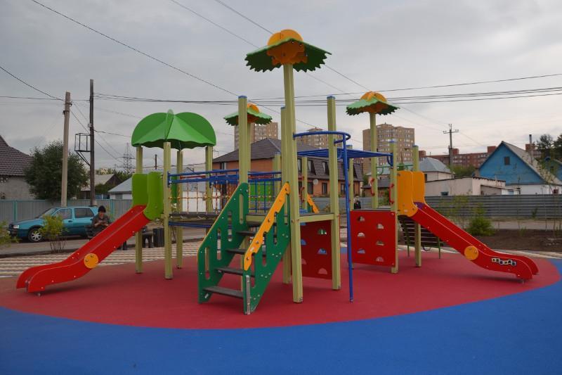 Новые общественные пространства и дворы обустраивают в Нур-Султане