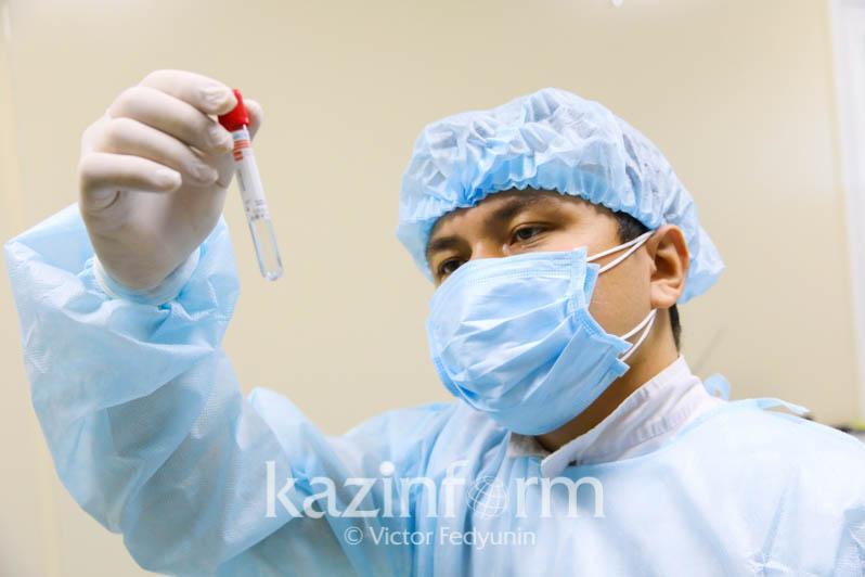 Рекордное число инфицированных КВИ за сутки зарегистрировали в СКО