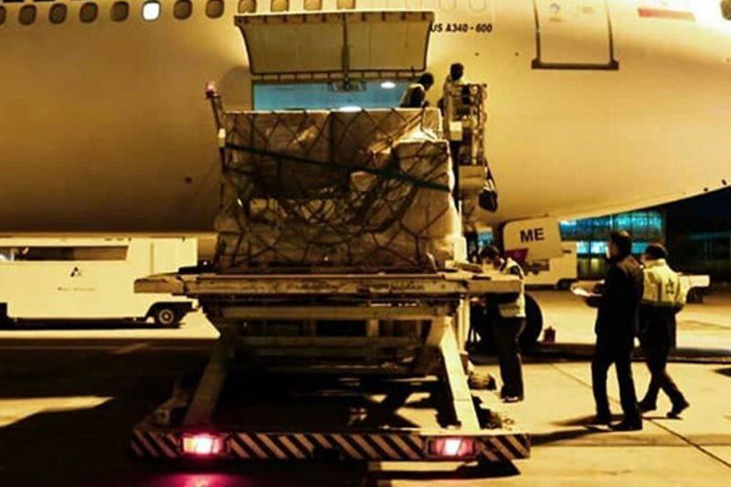 2nd shipment of Japanese COVID-19 vaccine arrives in Iran
