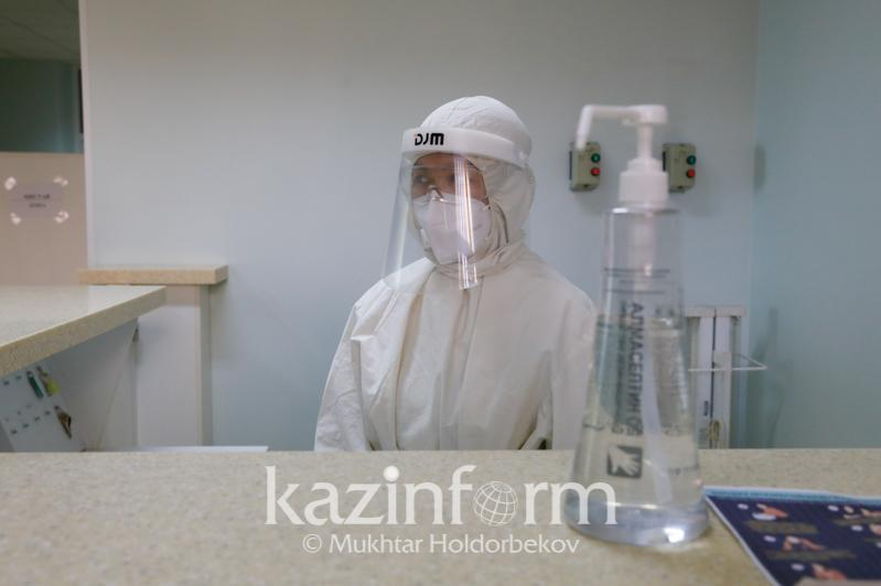 Aktobe rgn records highest daily cases since pandemic began