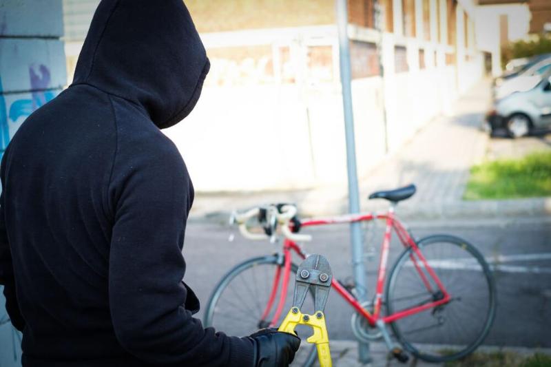 Серийный похититель велосипедов задержан в столице