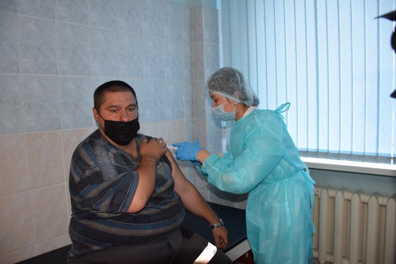 СҚО-да 1 мыңнан астам энергетик вакцинацияның толық курсынан өтті