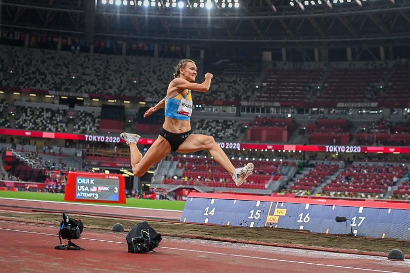 Легкоатлетка Ольга Рыпакова не смогла выйти в финал Олимпиады в Токио