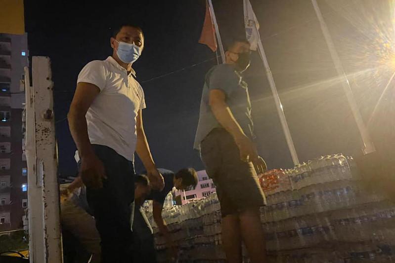 Пострадавшим от пожара в Турции помогают студенты из Нур-Султана