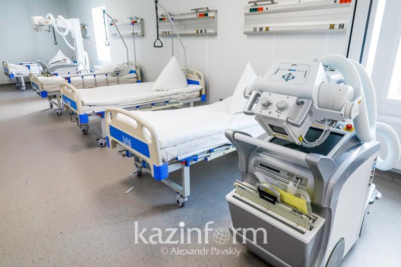 Более 5 тысяч коек для пациентов с КВИ развёрнуто в Карагандинской области