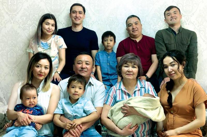 Победу в областном конкурсе семей одержала династия шахтеров из Экибастуза