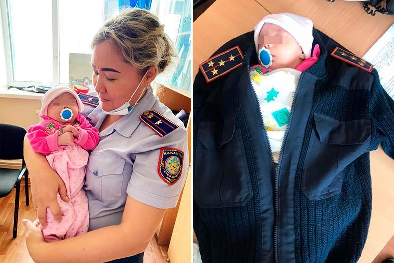 В Актобе родители в пьяном угаре забыли про своего двухмесячного ребенка