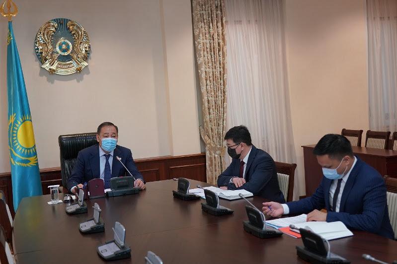 Ералы Тугжанов: Государство будет создавать все условия для работы ответственных объектов МСБ