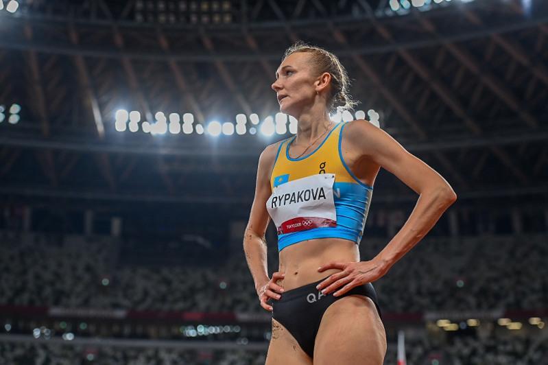На всех четырех олимпиадах вы были со мной: Ольга Рыпакова поблагодарила казахстанцев