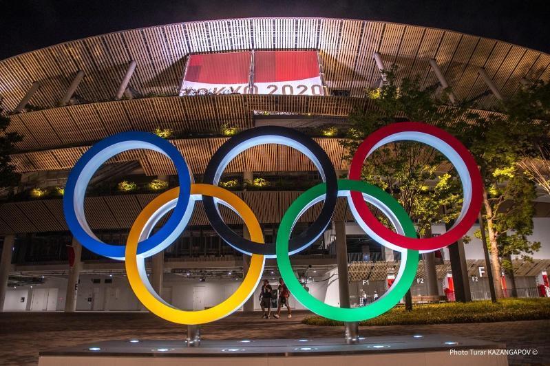 东京奥运会:哈萨克斯坦居奖牌榜第59位