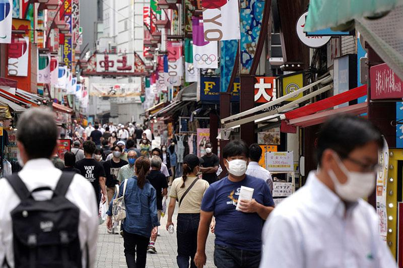 Japan logs record new coronavirus cases for 3rdday in row