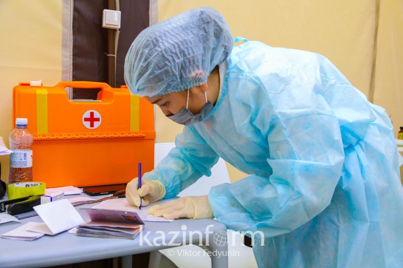 7691 заболевших коронавирусом выявлено в Казахстане за сутки