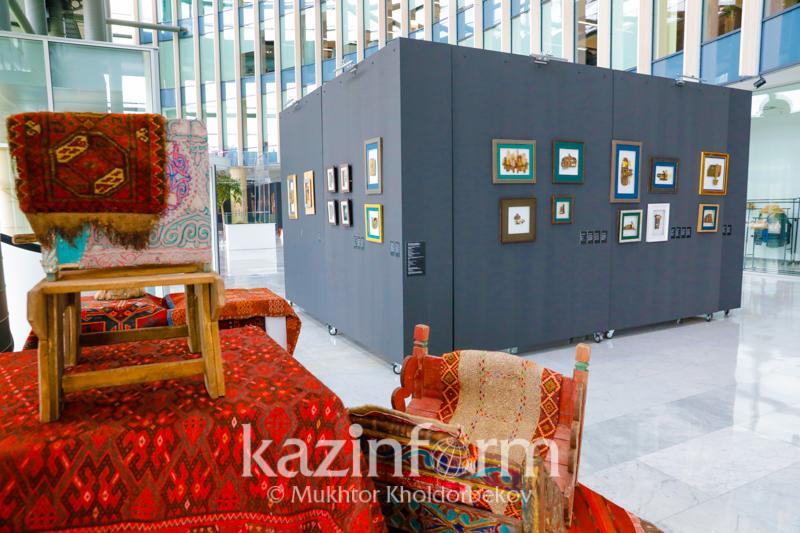 «Хранитель знаков»: о чем молчат экспонаты Сержана Баширова