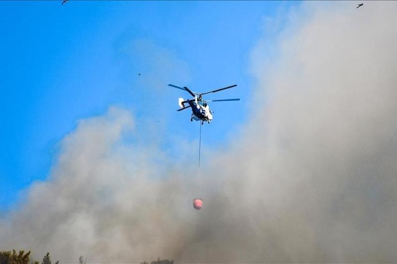 Пострадавшие от пожаров регионы Турции объявлены зонами бедствия