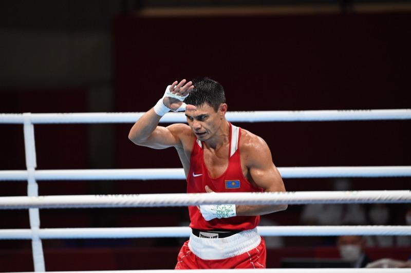 Зәкір Сафиуллин бокстан Олимпиада ойындарының ширек финалына жолдама алды