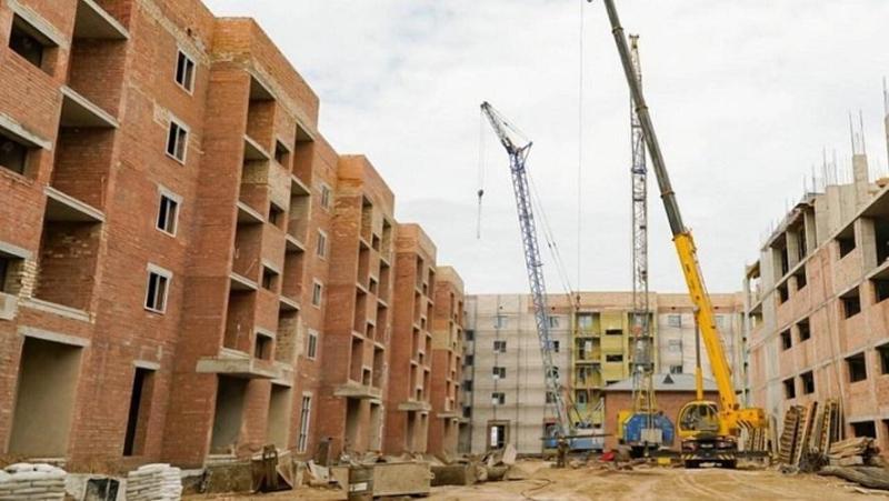 10 тысяч социальных квартир сдадут в Нур-Султане в этом году
