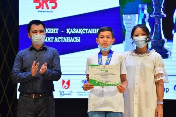 Определились чемпионы РК по шахматам 2021 года среди юниоров