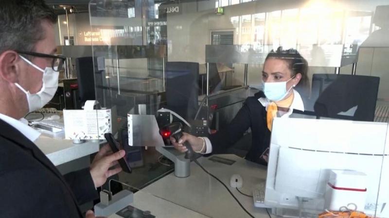 Тест на коронавирус станет обязательным для въезда в Германию