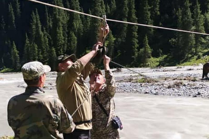 Тело пропавшей туристки из Казахстана нашли на Иссык-Куле