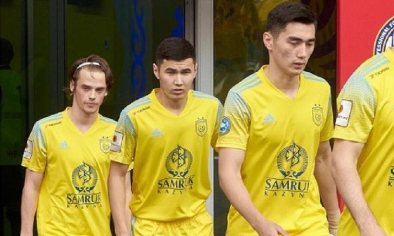 Уральский «Акжайык» разгромил «Астану» в Кубке Казахстана