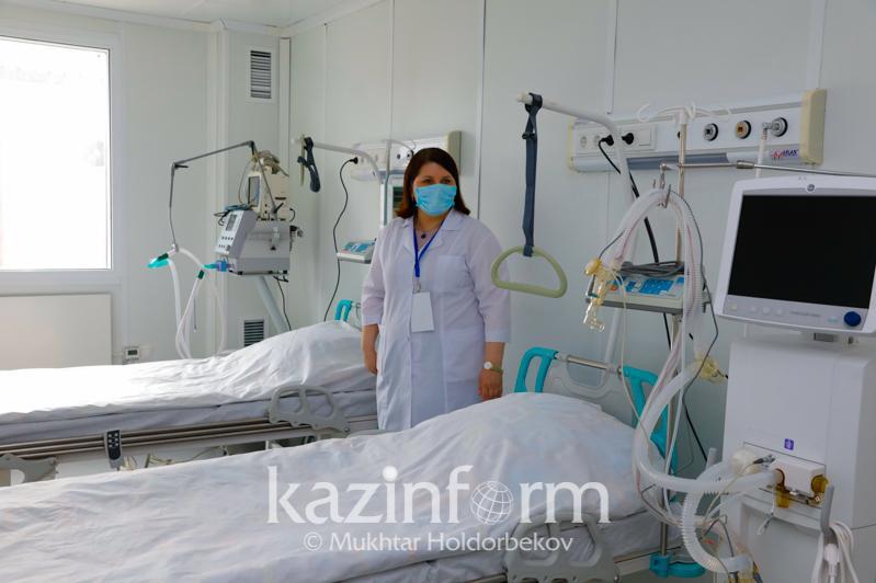 От коронавируса выздоровел 4681 человек за сутки в РК