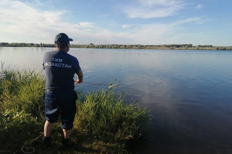 В выходные в Восточном Казахстане утонули три человека