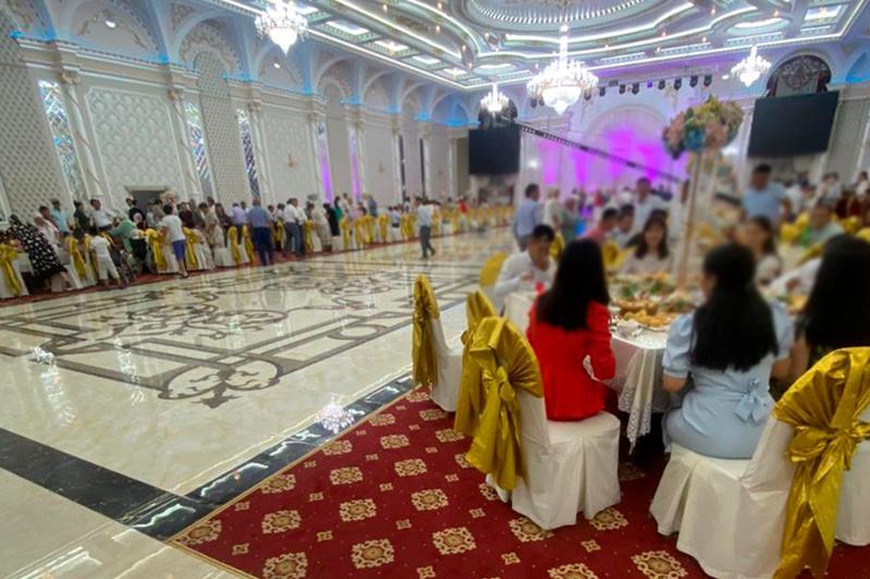 Туркестанские полицейские остановили свадьбу на 200 человек