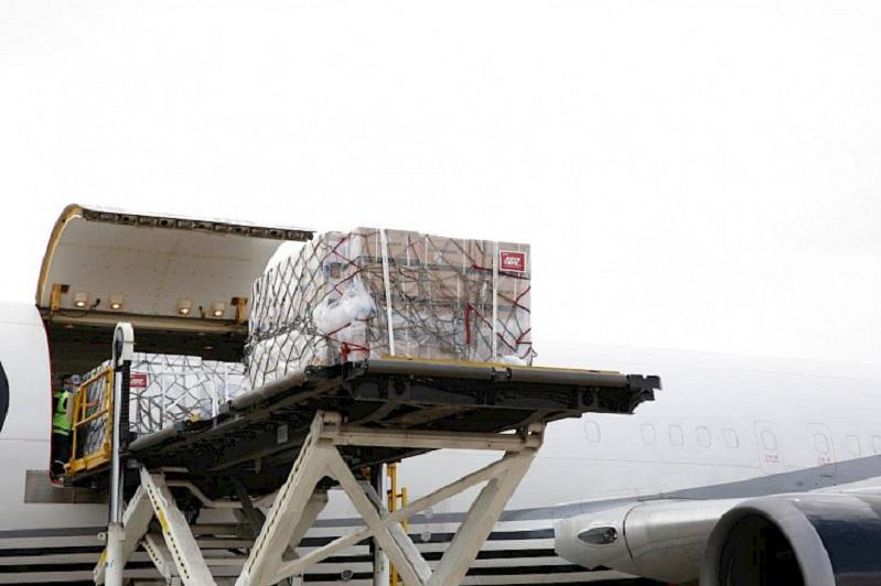 1,250,000 doses of Sinopharm vaccine arrived in Kyrgyzstan