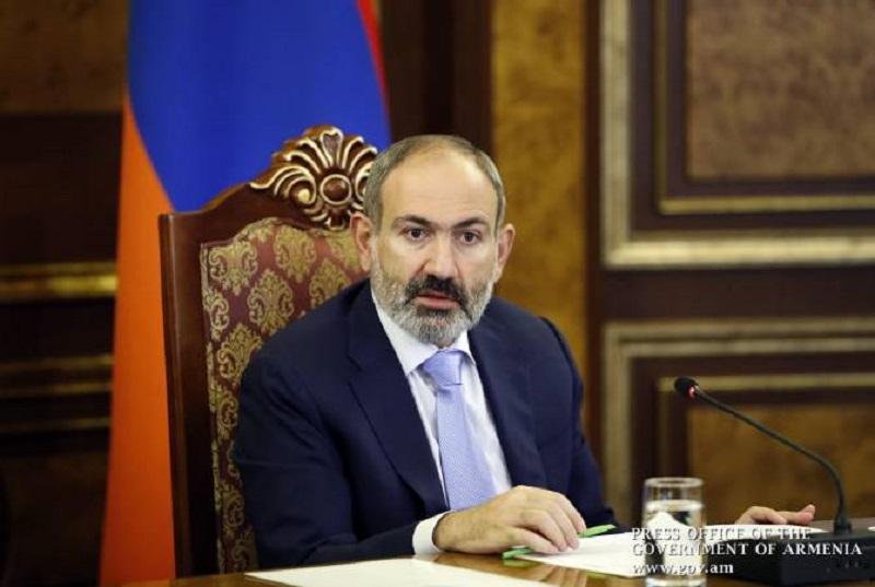 Nıkol Pashınıan Armenııanyń premer-mınıstri bolyp taǵaıyndaldy