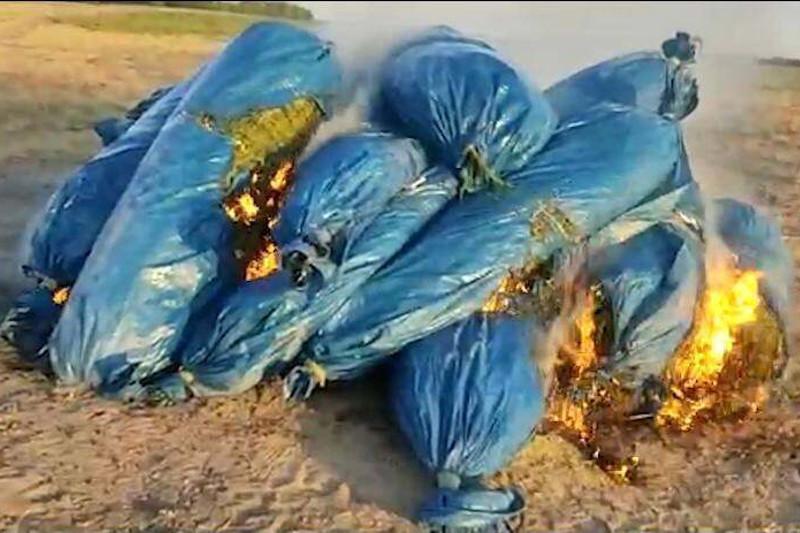 377 наркопреступлений выявили в Жамбылской области с начала года